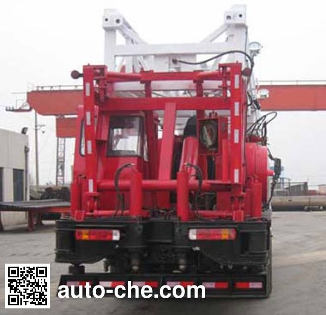 Wuyue TAZ5303TXJ well-workover rig truck