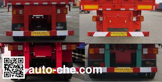 Xinyan TBY9403C stake trailer