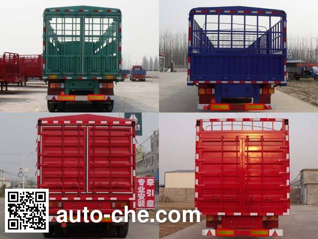 Xinyan TBY9403CCY stake trailer