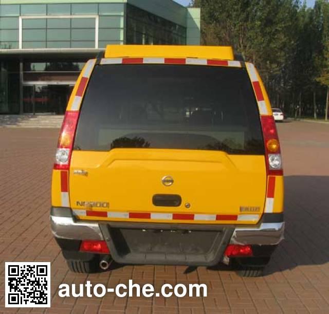 Zhongtian Zhixing TC5020XJC inspection vehicle