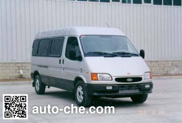Zhongtian Zhixing TC5030XSW business bus