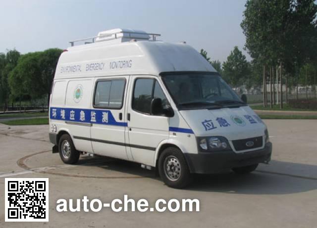 Zhongtian Zhixing TC5036XJC inspection vehicle