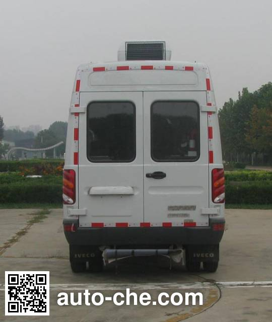Zhongtian Zhixing TC5042XJE monitoring vehicle
