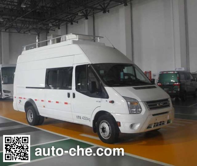 Zhongtian Zhixing TC5043XJE5 monitoring vehicle