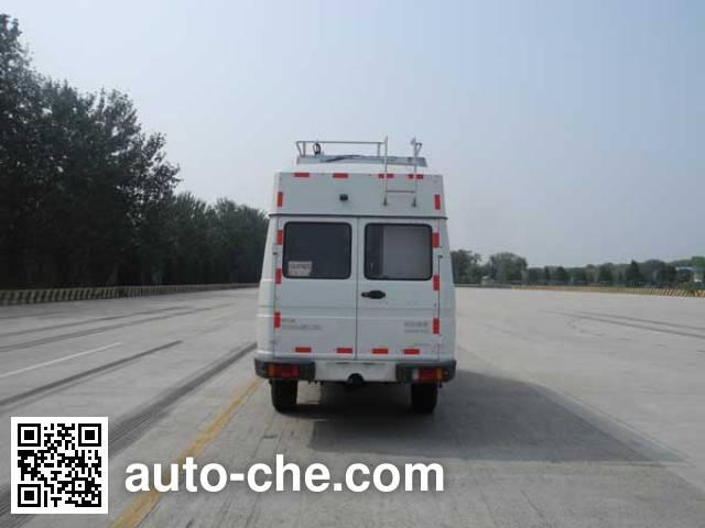 Zhongtian Zhixing TC5045XJE1 monitoring vehicle