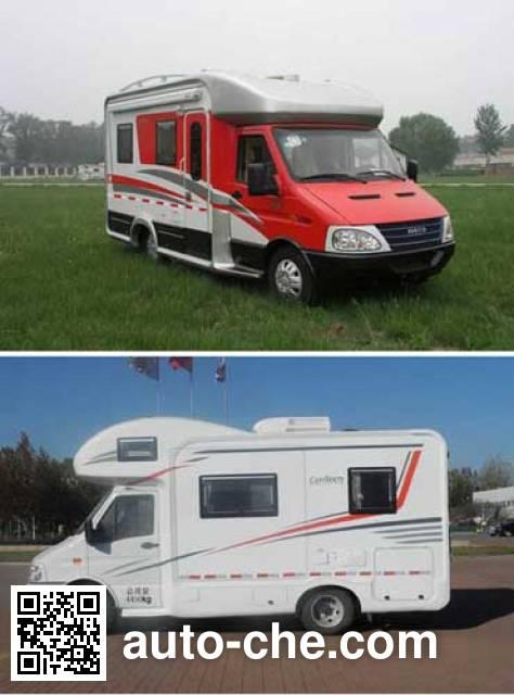 Zhongtian Zhixing TC5045XZH command vehicle