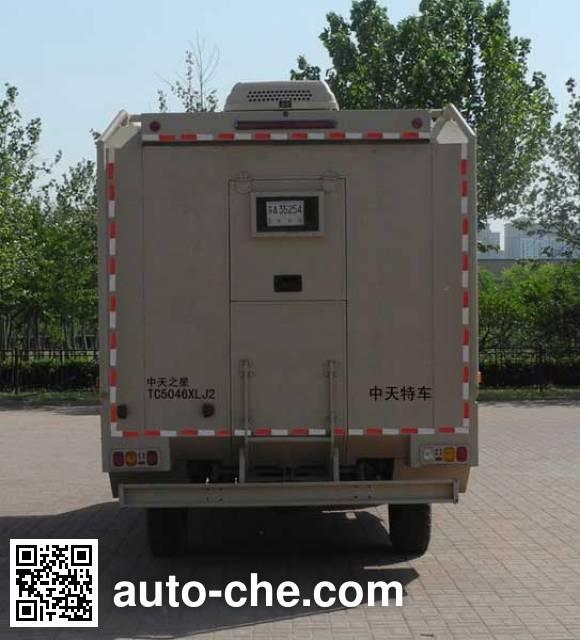 Zhongtian Zhixing TC5046XLJ2 motorhome