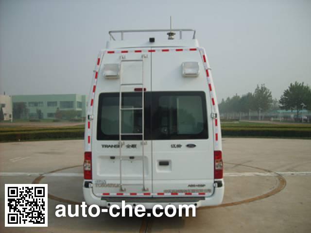 Zhongtian Zhixing TC5049XJC1A inspection vehicle