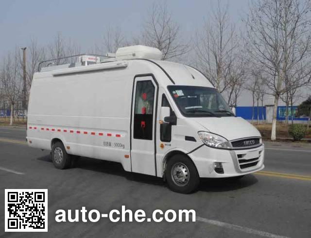 Zhongtian Zhixing TC5050XJE5 monitoring vehicle