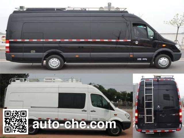 Zhongtian Zhixing TC5051XJE monitoring vehicle
