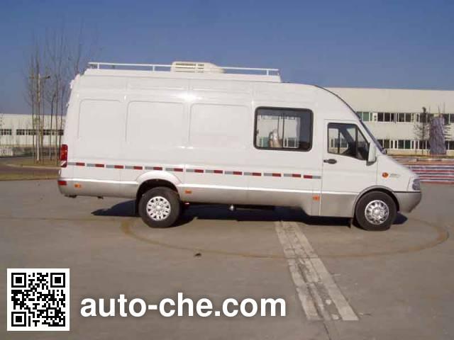 Zhongtian Zhixing TC5055XJE monitoring vehicle