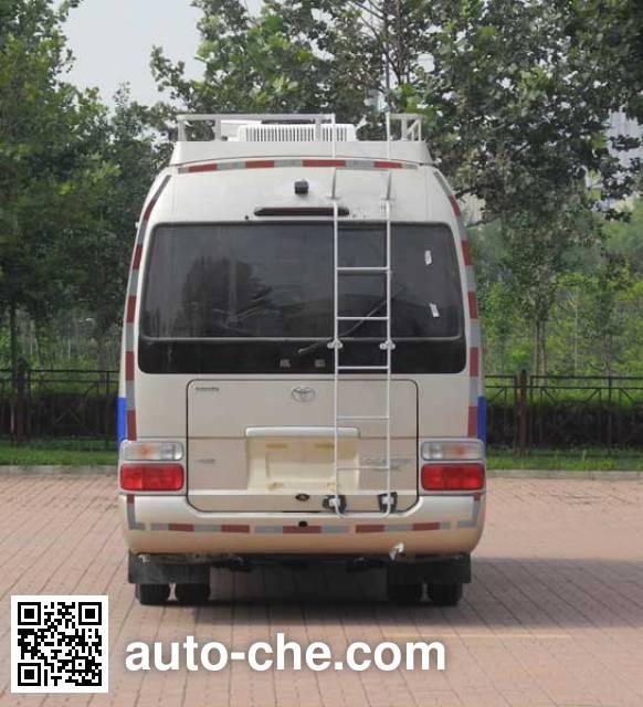 Zhongtian Zhixing TC5057XJC4 inspection vehicle