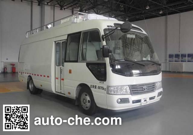 Zhongtian Zhixing TC5057XJC4A inspection vehicle