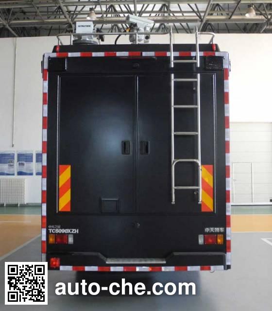Zhongtian Zhixing TC5090XZH command vehicle