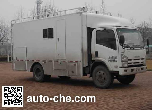 Zhongtian Zhixing TC5100XJE monitoring vehicle