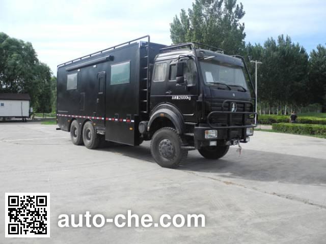 Zhongtian Zhixing TC5170XLJ motorhome