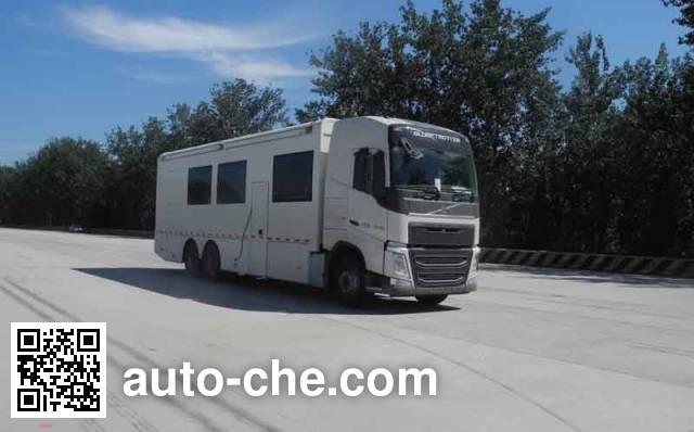 Zhongtian Zhixing TC5190XJE monitoring vehicle