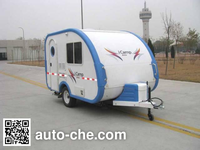 Zhongtian Zhixing TC9010TLJ caravan trailer