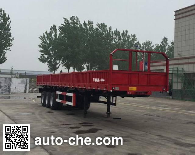 Jinlong Dongjie TDJ9370Z dump trailer