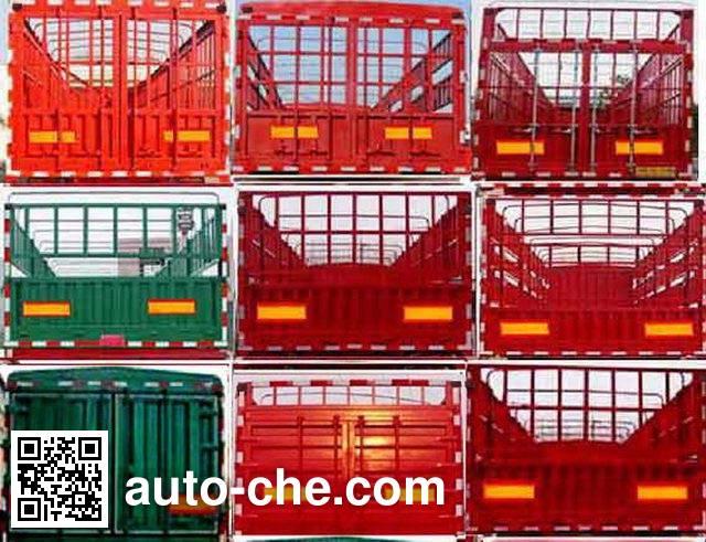 Zhihuishu TDZ9403CCY stake trailer