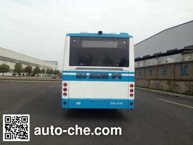 南车时代牌TEG6106EHEV09混合动力城市客车
