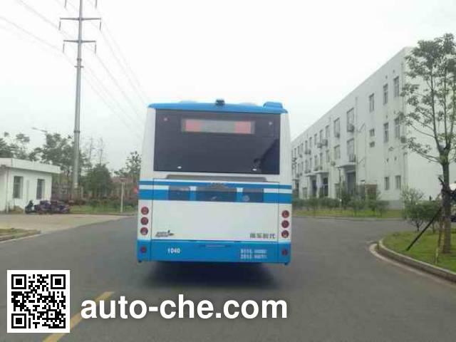 南车时代牌TEG6106BEV07纯电动城市客车