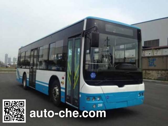 南车时代牌TEG6106BEV09纯电动城市客车