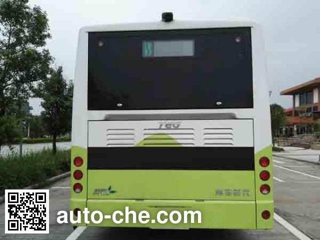 南车时代牌TEG6106EHEV08混合动力城市客车