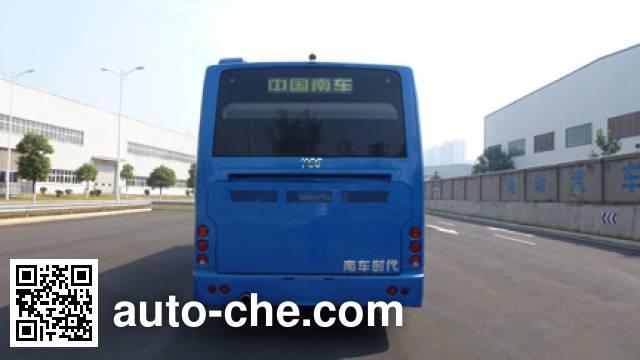 南车时代牌TEG6106HEV21混合动力城市客车
