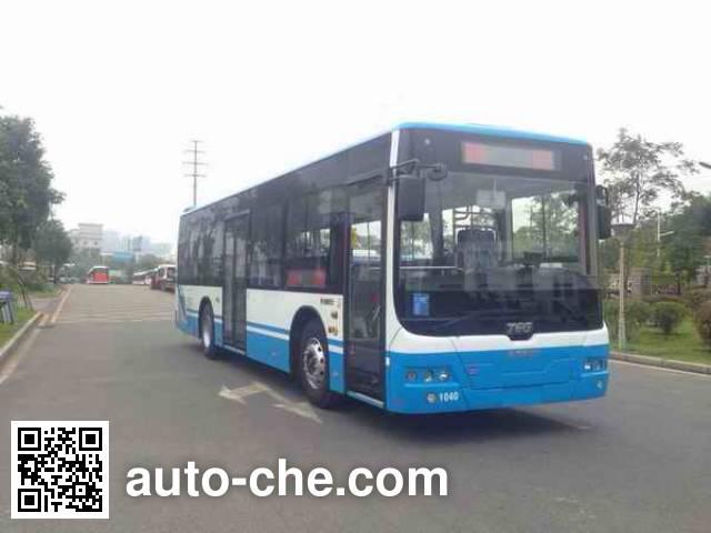 CSR Times TEG TEG6106EHEV11 hybrid city bus