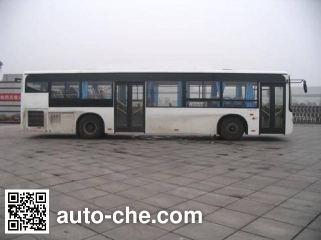 南车时代牌TEG6126PHEV混合动力城市客车
