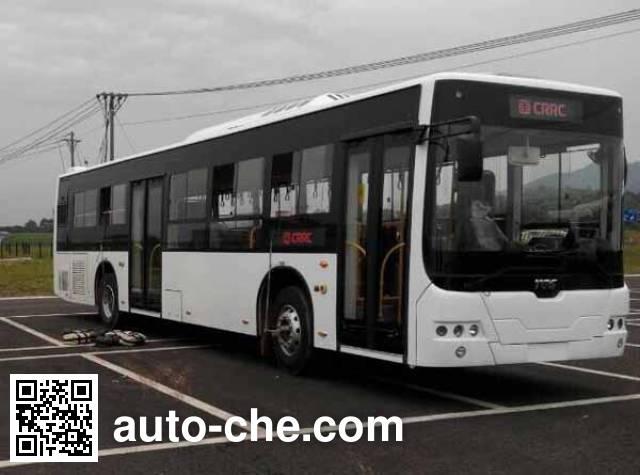 CSR Times TEG TEG6129EHEV09 hybrid city bus