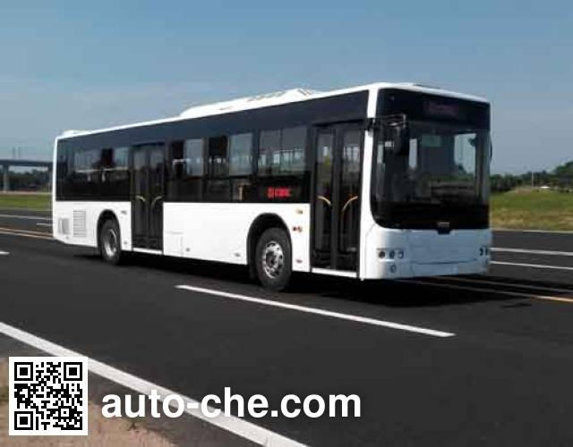 CSR Times TEG TEG6129EHEV10 hybrid city bus