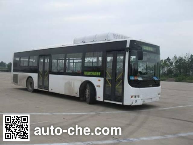 南车时代牌TEG6110EHEVN01混合动力城市客车
