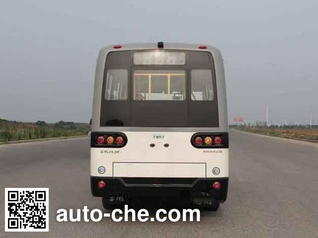 南车时代牌TEG6620BEV01纯电动城市客车