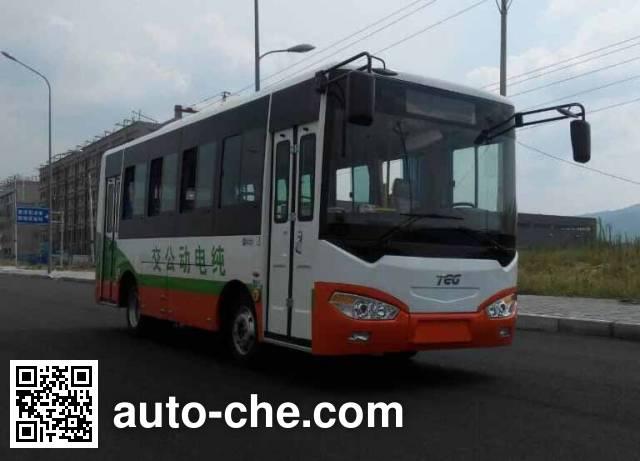CSR Times TEG TEG6690BEV electric city bus