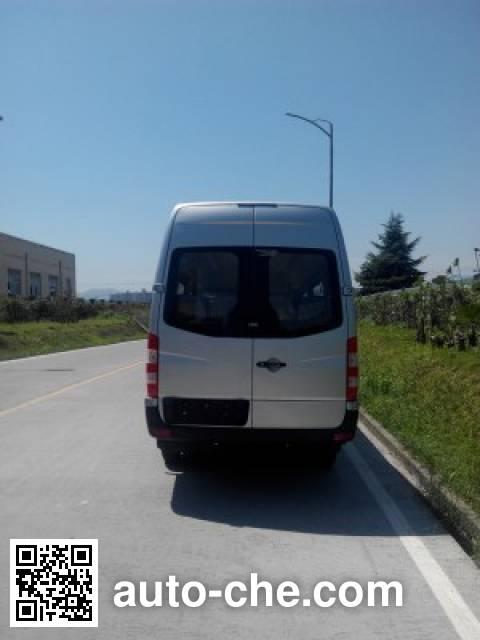 南车时代牌TEG6700BEV01纯电动城市客车