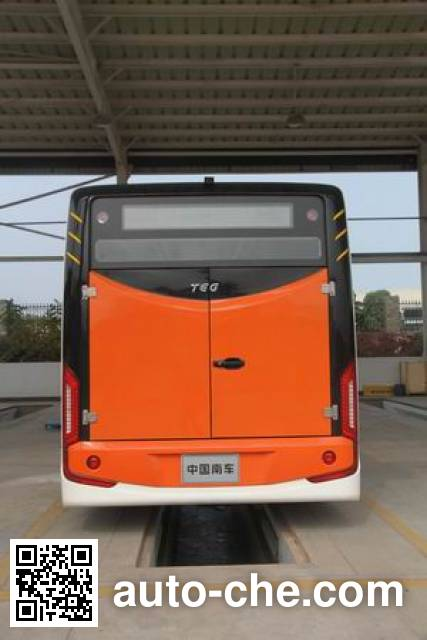 南车时代牌TEG6850BEV01纯电动城市客车