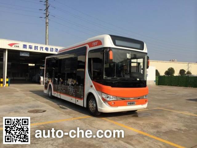 CSR Times TEG TEG6850BEV01 electric city bus