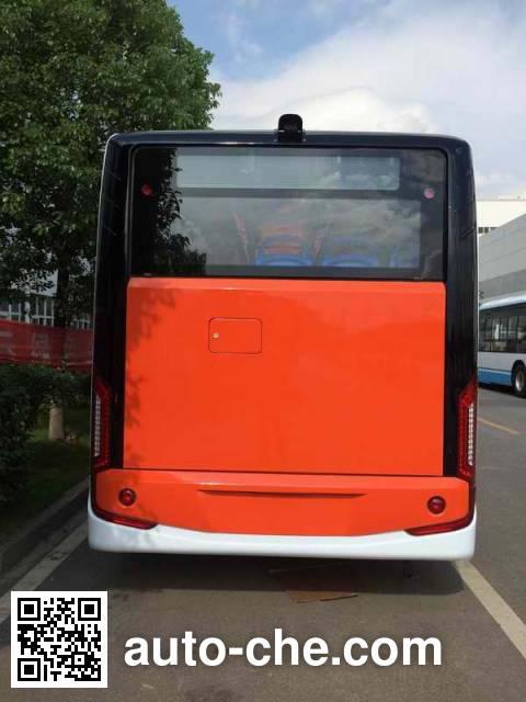 南车时代牌TEG6850BEV03纯电动城市客车