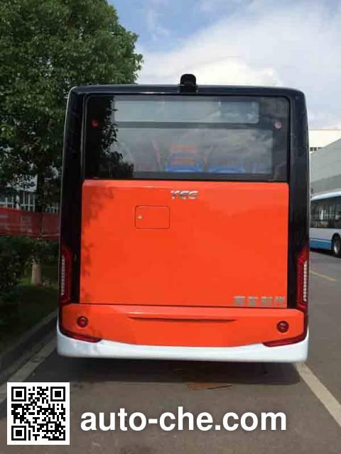 南车时代牌TEG6850BEV02纯电动城市客车