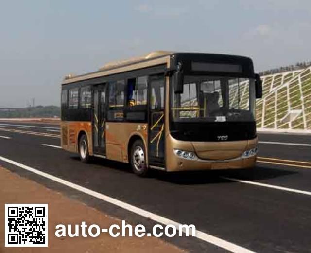 CSR Times TEG TEG6851EHEV03 hybrid city bus