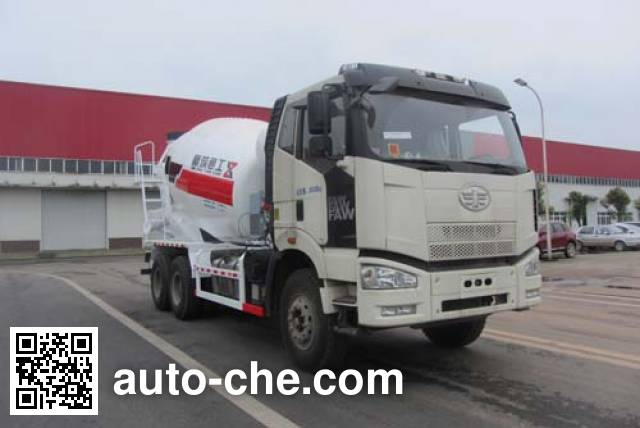 Tonggong TG5250GJBCAD concrete mixer truck