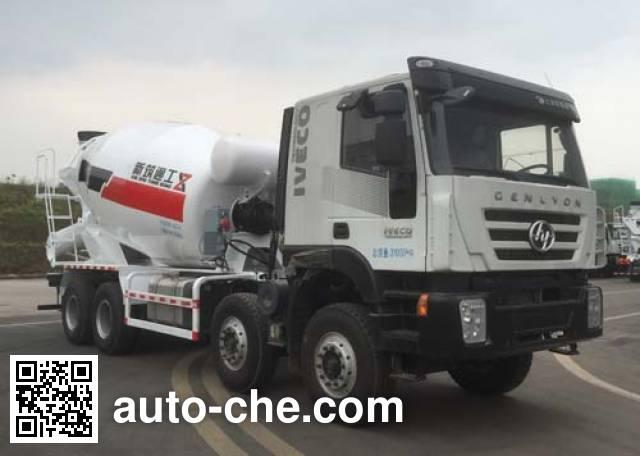 Tonggong TG5310GJBCQF concrete mixer truck