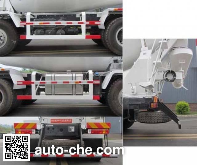 Tonggong TG5310GJBCQG concrete mixer truck