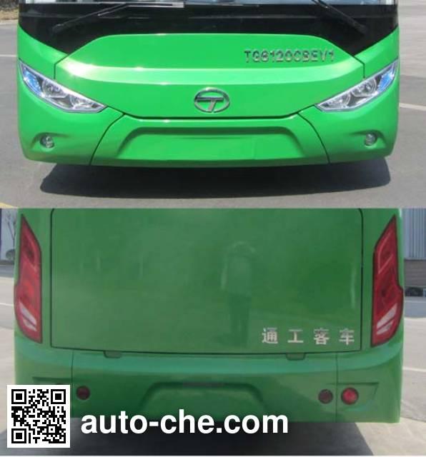 Tonggong TG6101CPHEV2 hybrid city bus