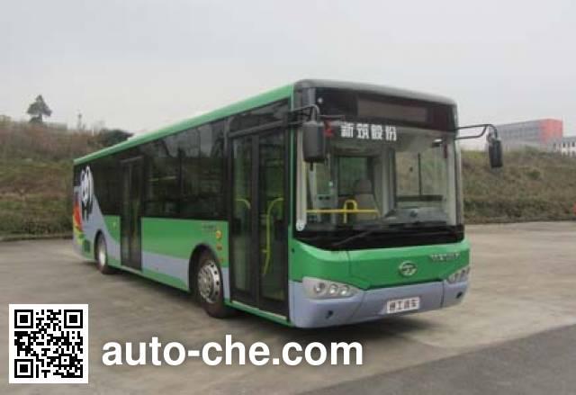 Tonggong TG6121CBEV1 electric city bus