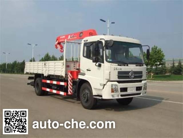 UNIC TGH5140JSQ truck mounted loader crane