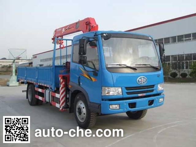 UNIC TGH5142JSQ truck mounted loader crane