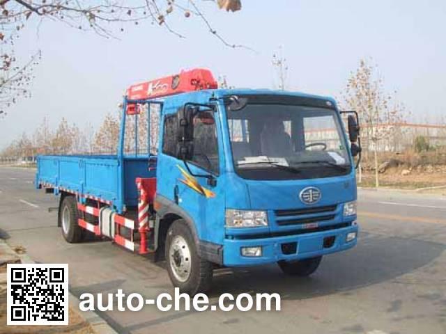 UNIC TGH5144JSQ truck mounted loader crane
